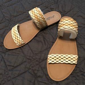 Brand New Lucky Brand Sandals